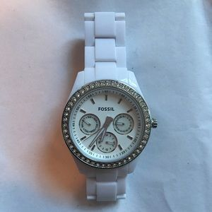 "Exceptional condition ""Stella"" Fossil watch"